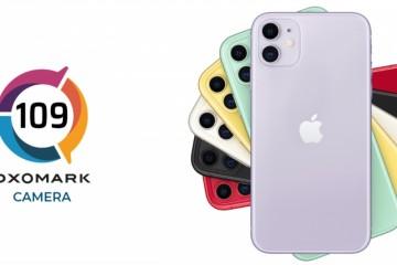 iPhone11相机评分出炉不敌三千多元的小米9