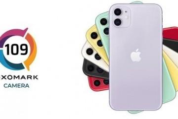 苹果再被华为瞬秒iPhone11摄影得分不如2年前P20